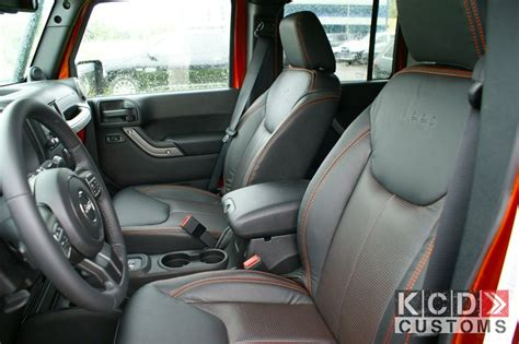 jeep wrangler unlimited leather seats pin by kcd customs on custom cars and trucks
