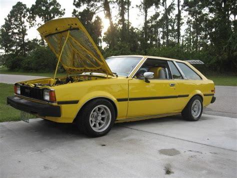 1980 Toyota Corolla Hatchback 1980 Toyota Corolla Liftback Images