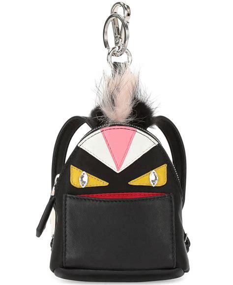 Fendi Handbag Charm by Fendi Bag Bug Backpack Charm For The Resort 2016