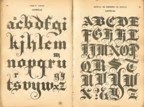 letras gticas pin letras goticas 2 pelautscom on pinterest
