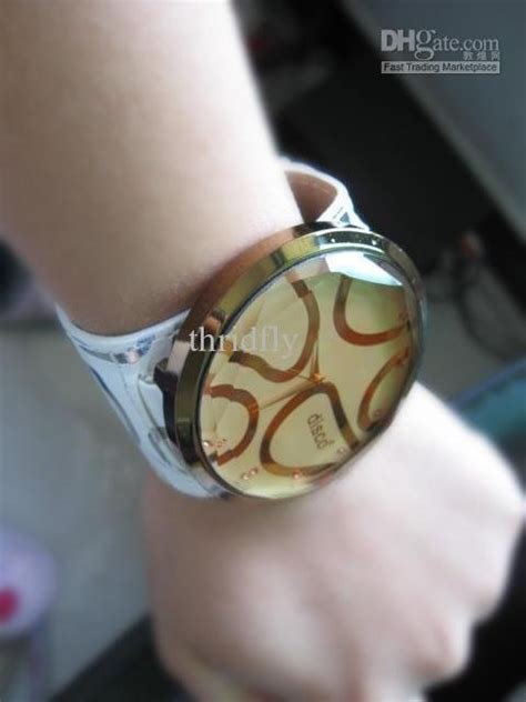 wristwatch leather big s watches fashion sle