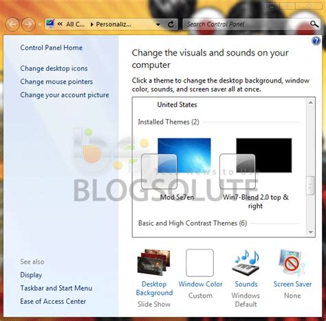 themes for windows 7 installer how to install apply 3rd party themes and styles on