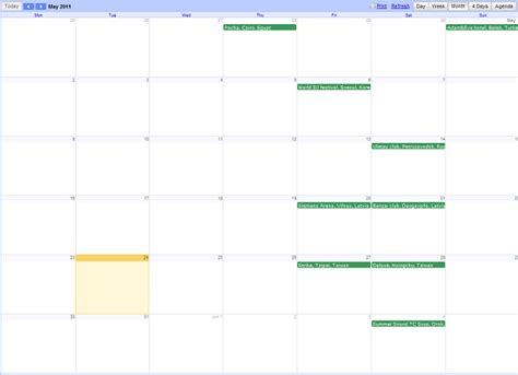 Calendar Api Net Using Calendar In Asp Net Website Codeproject