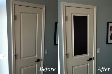 chalkboard paint door easy chalkboard door school of decorating by jackie