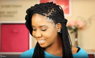 seneglese twist hair styles for senegalese twist hairstyles how to do hair type pictures