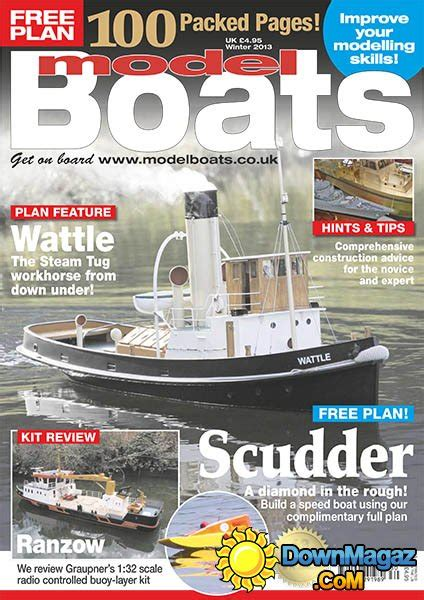 model boat magazine download model boats winter special edition 2013 187 download pdf