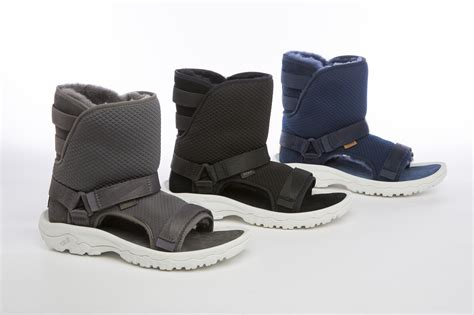 ugliest shoes in the world ugg and teva teamed up to make the world s ugliest shoe