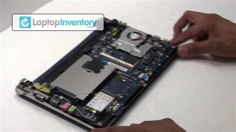 Motherboard Samsung Nc108 samsung laptop repair fix disassembly tutorial notebook