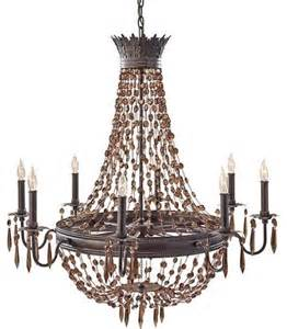 Iron Chandeliers Rustic 8 Bulb Rustic Iron Chandelier Contemporary Chandeliers