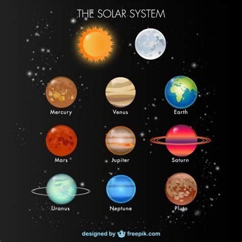 imagenes asombrosas de los planetas color de los planetas del sistema solar imagui