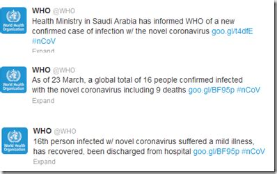 avian flu diary saudi arabia mild ncov case