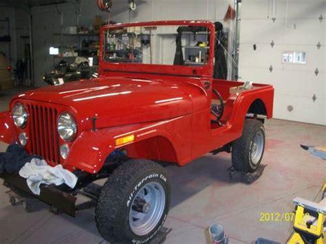 1975 Jeep Wrangler Buy Used 1975 Jeep Cj 5 4x4 Not Cj 7 Wrangler Scrambler