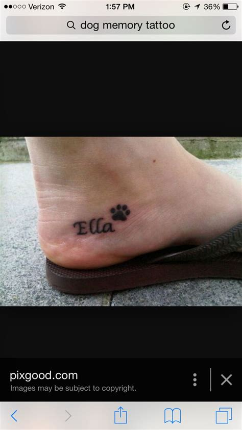 pet memorial tattoos the 25 best pet memorial tattoos ideas on pet
