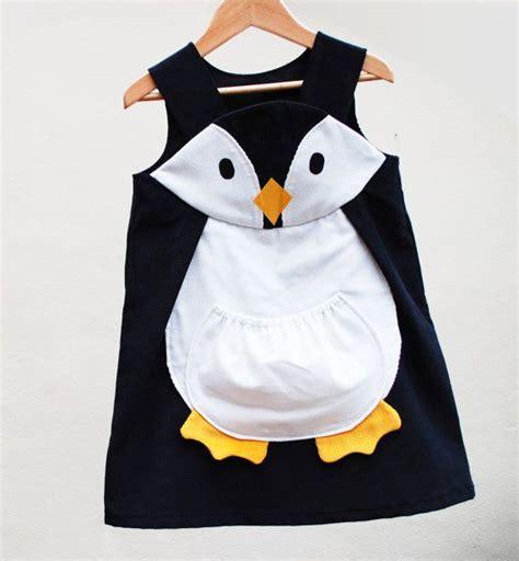 Dress Pinguin dress penguin costume