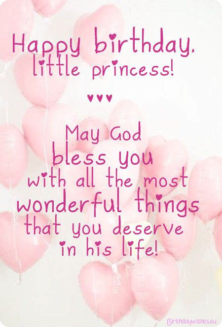 happy st birthday princess  birthday wishes   year  girl