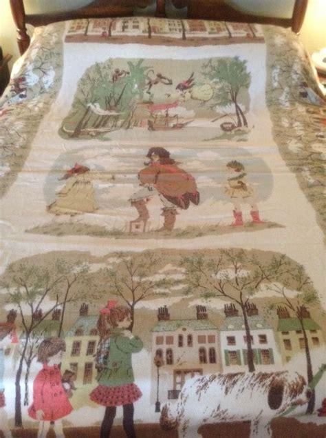 peter pan bedding 1000 images about vintage kinder bedding on pinterest