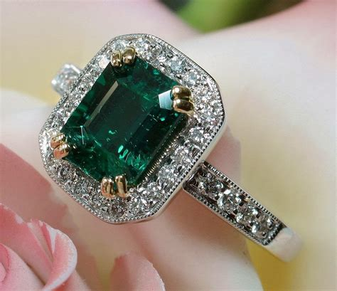Engagement Jewelry by Emerald Fashion Rings Jewellery Collection 44