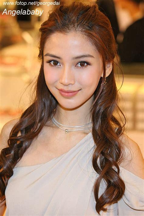 angelababy pinterest  asian beauty ideas