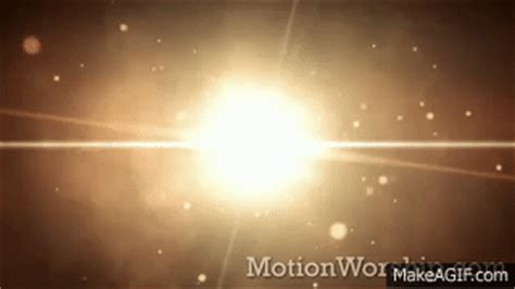 youtube layout gif heaven clouds particles bright hd looping background by