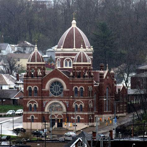 Wonderful Churches In This Area #2: 1200px-Saint_Nicholas_Church_%28Zanesville%2C_Ohio%29_-_view_from_Putnam_Hill_Park.jpg