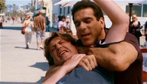 Bodybuilder Sleeper Hold by I You Dvd Review