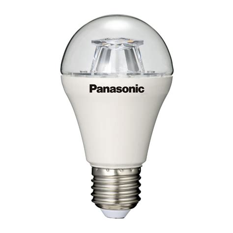 Panasonic Led L E27 7w 40w 3000k Ldahv7lce Led Panasonic Led Light Bulb