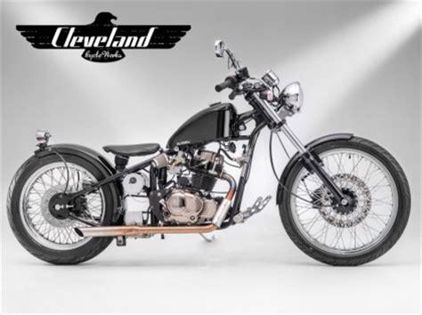 125ccm Motorrad Oldschool by Old School Bobbers 125 Ccm