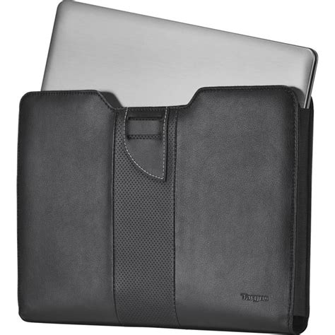 Targus 13 133 Inch Laptop Edge Canvas Sleeve Olive Tts00105ap 13 3 Ultrabook Executive Leather Sleeve Tes606us