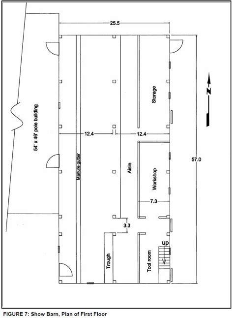 barn layout plans cattle barn plans barn plans vip