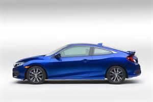 Honda Civic Kbb 2016 Honda Civic Coupe Revealed Fulfills Promise Of