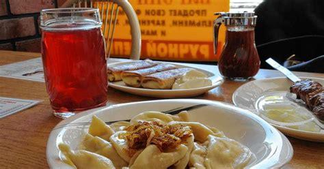 russian comfort food varenichnaya in brighton beach makes russian comfort food