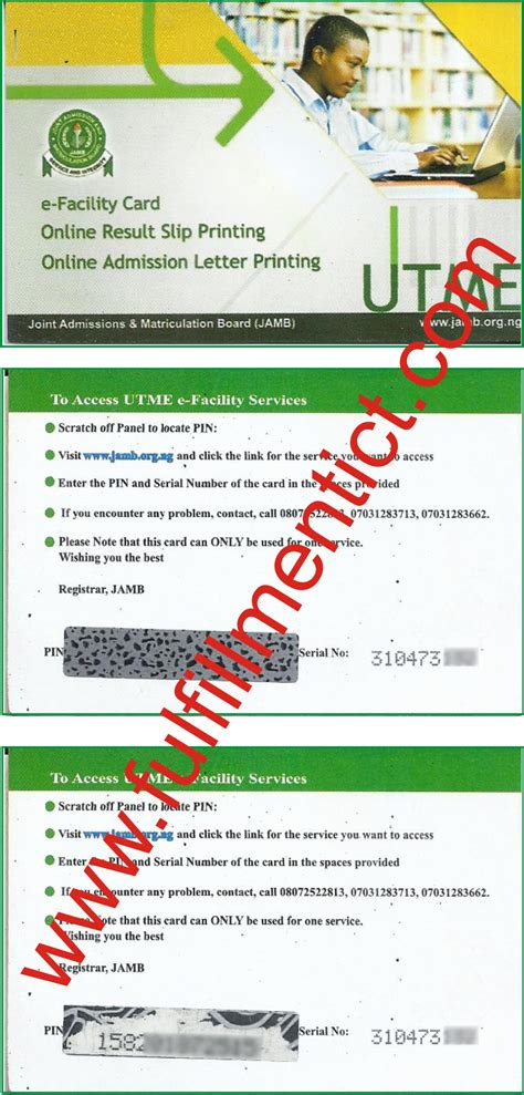 go section academics section scanned copy of jamb e bundle card