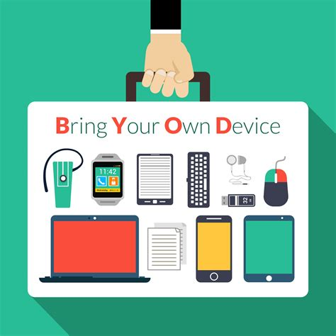 benefits and challenges of workplace byod options