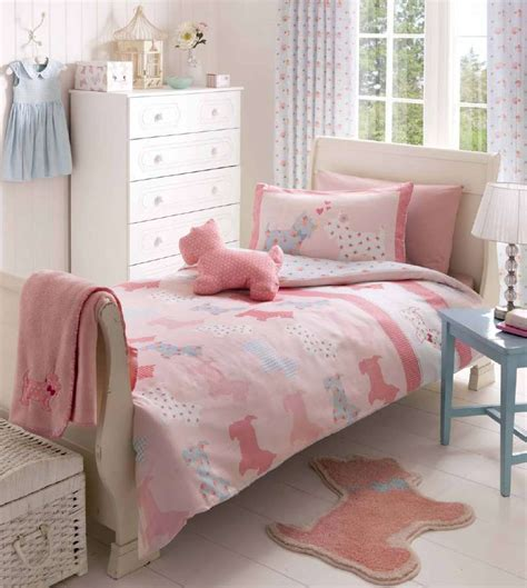 puppy comforter set pink bedding duvet or tab top curtains or fitted sheet or set ebay