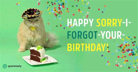 Happy A Day Late by Happy Belated Birthday Or Belated Happy Birthday Grammarly