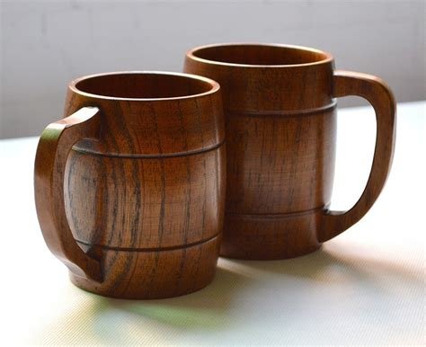 Handmade Cups - handmade wooden mugs 187 gadget flow