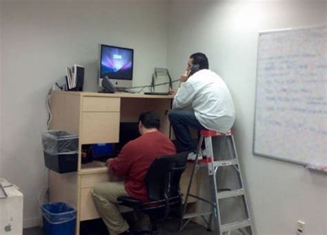 Office Space Horrible Idea Is This The Worst Mac Setup Humor