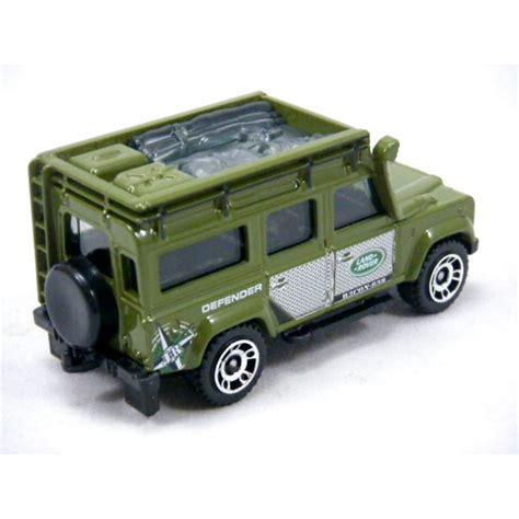 land rover matchbox matchbox land rover defender 110 global diecast direct