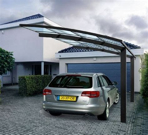 modern glass carport car port p 233 rgolas