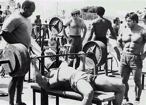 breathing bench press chest master how arnold schwarzenegger built the best