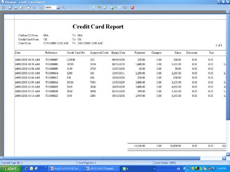 Credit Card Approval Formula Autocount Autocount Autocount Pos
