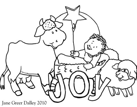 Coloring Pages Christmas Nativity Az Coloring Pages | christmas coloring pages for kids nativity az coloring pages