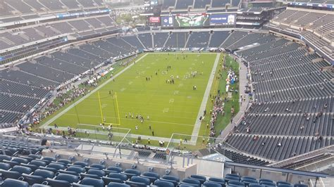 lincoln sections lincoln financial field section 215 philadelphia eagles