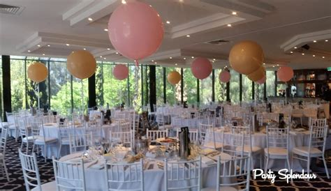 Purple And Yellow Table Decorations Balloon Table Centrepieces And Bouquets Party