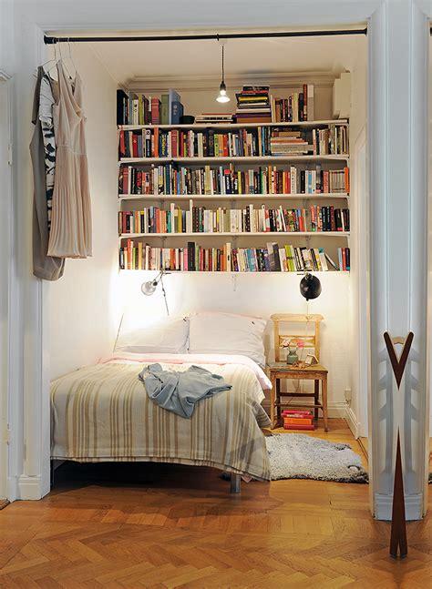 een kleine slaapkamer inrichten doe je met deze handige tips