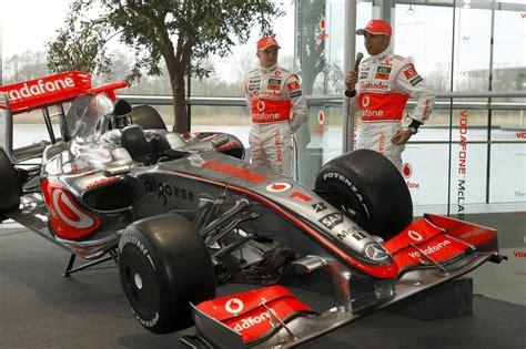 Mclaren F1 2009 by 2009 Mclaren Mp4 24 Mercedes Image
