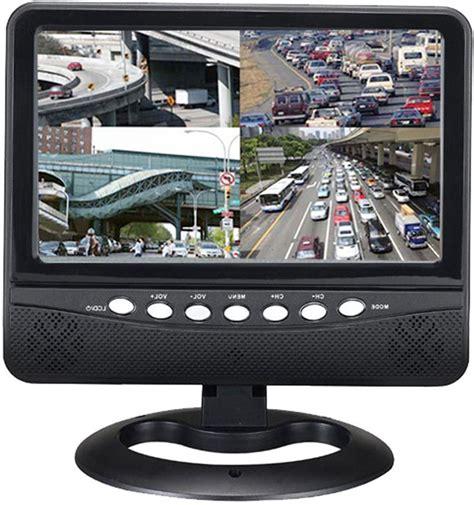 Led Tv Portable 7 Inchi Stereo Berkualitas eye vision portable mini lcd led tv with usb multimedia 7 5 inch dvd player eye vision