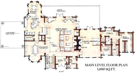 Luxury Cabin Floor Plans Log Homes In Denver Colorado Log Homes By Honka