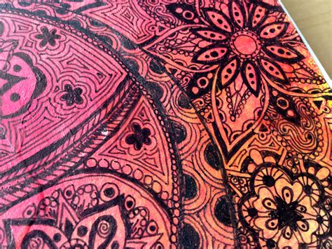 sketchbook with colored paper july 2015 journal pages on behance