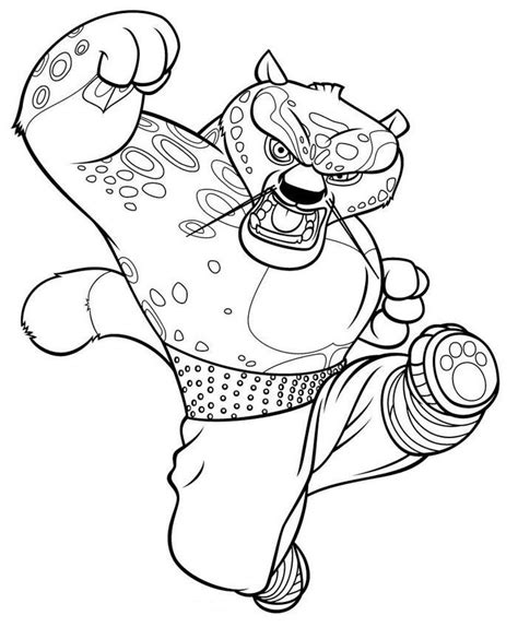 printable coloring pages kung fu panda kung fu panda coloring page coloring home